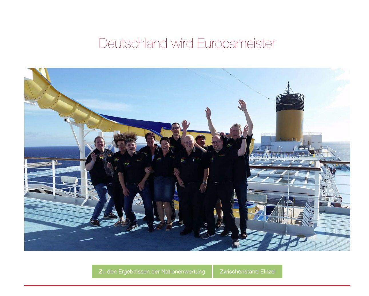 Kunde ISPA Deutschland Startseite