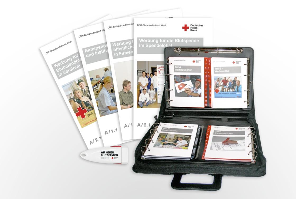 Klartext.marketing, Kunde DRK Bluspendedienst 2012-2013