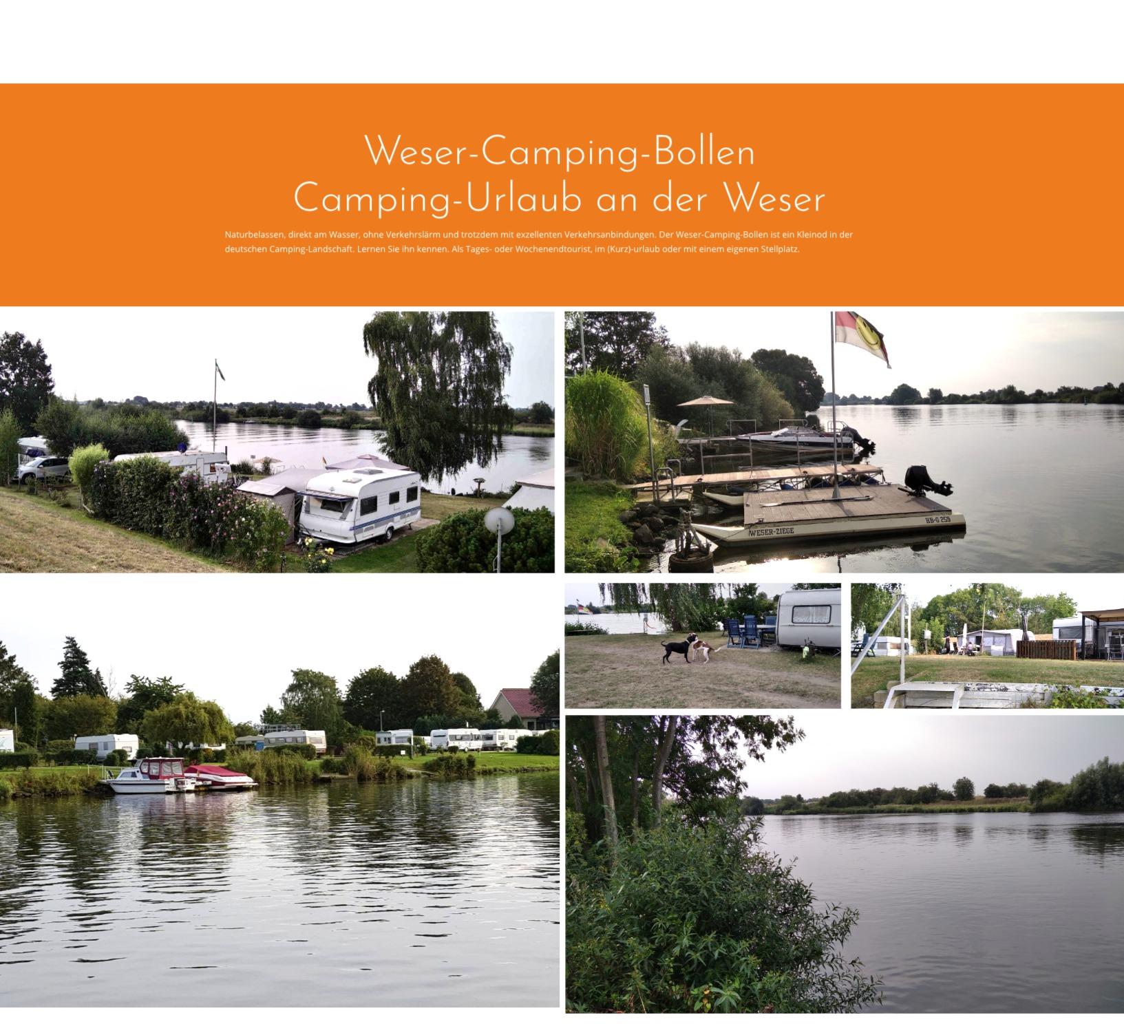 Campingplatz Weser-Bollen, Bremen
